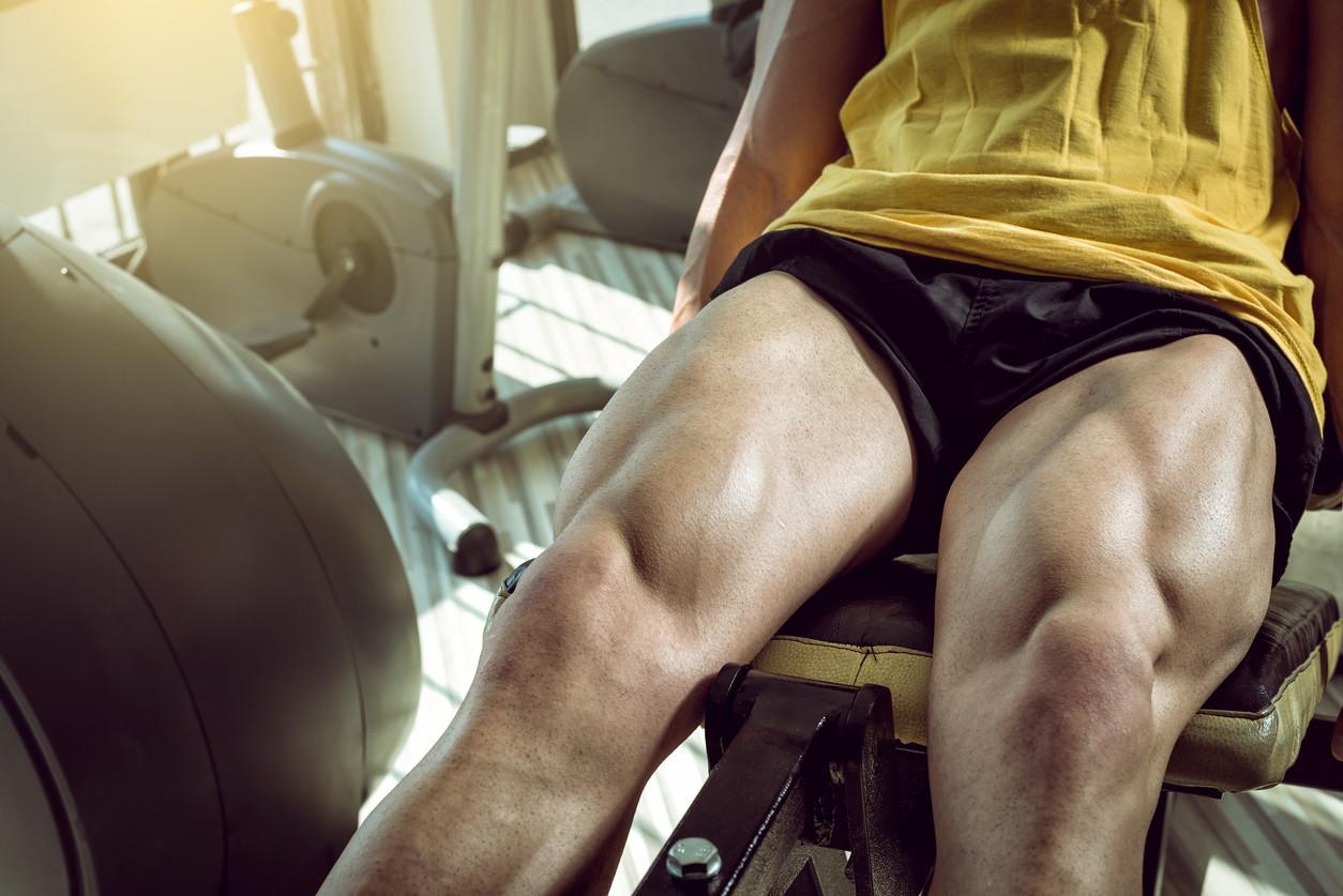 que ejercicios hacer para sacar piernas en el gym
