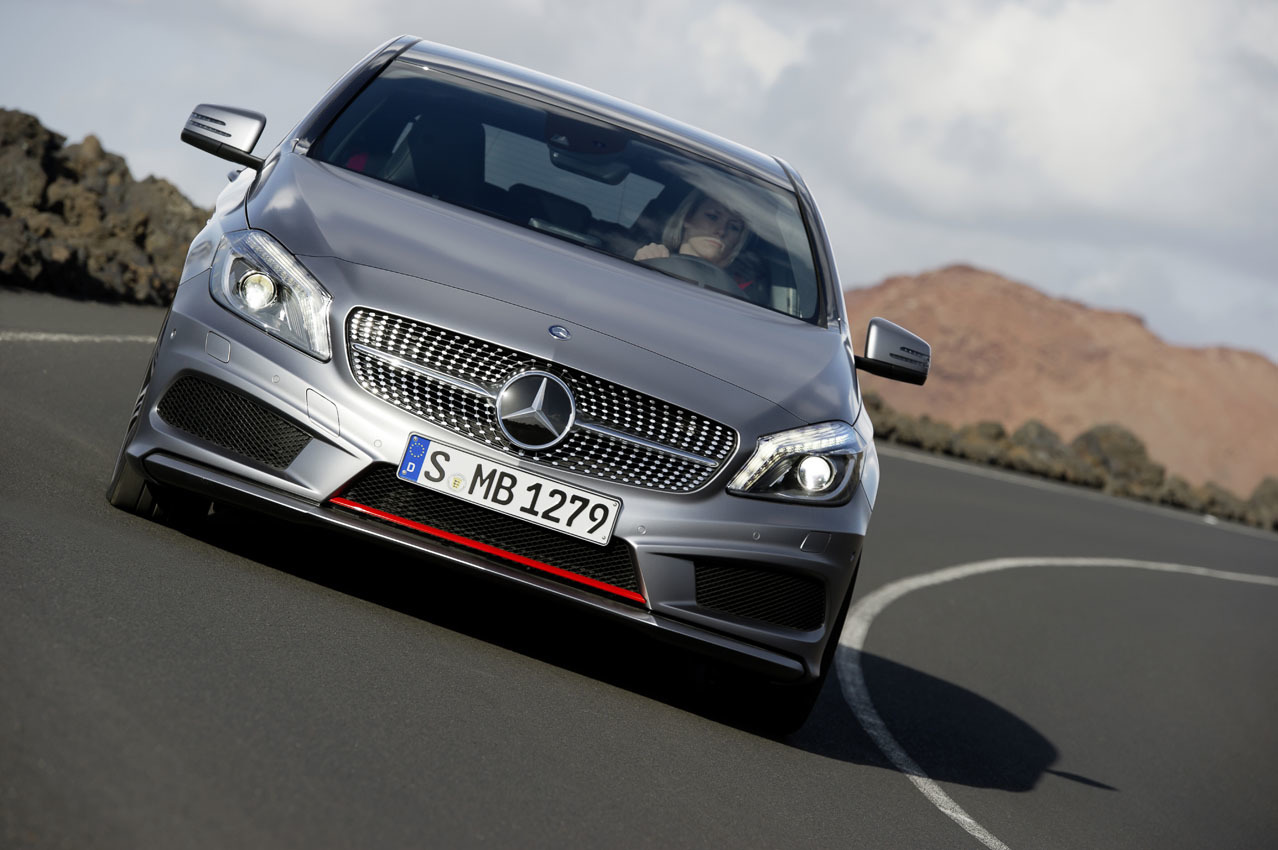 Foto de Mercedes-Benz Clase A 2012 (32/67)