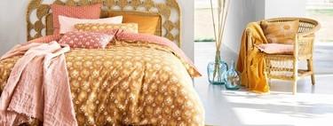 27 ideas de bandejas, cestas, espejos y otros productos de decoración hechos con ratán para añadir un toque boho a tu casa