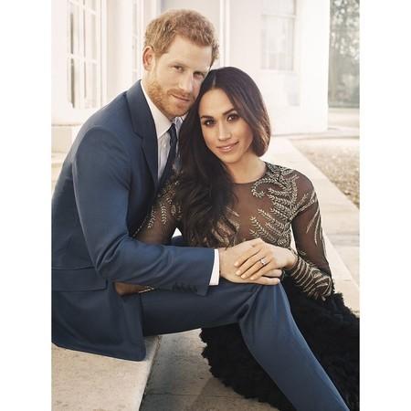 Boda de Meghan Markle y el Príncipe Harry. titulo
