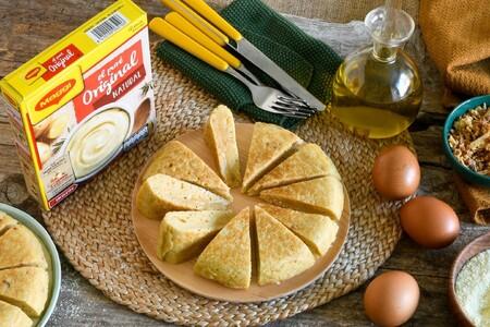 Tortilla De Patatas Para Dos Maggi
