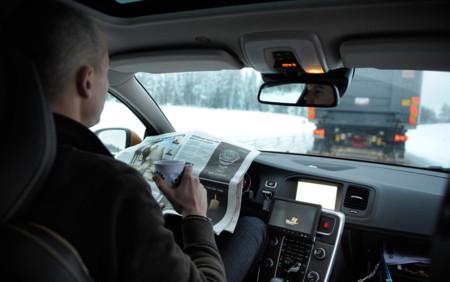 Volvo autonomo