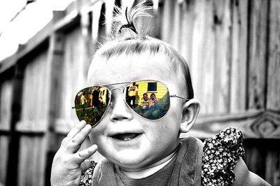 Consejos para comprar gafas de sol infantiles
