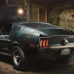 Foto 10 de 13 de la galería ford-mustang-bullitt-1968 en Motorpasión