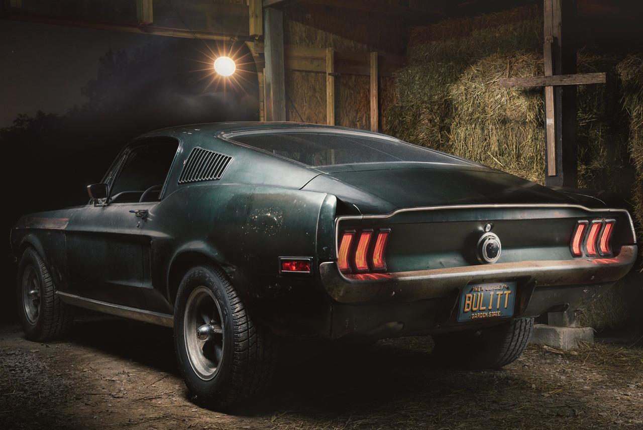 Foto de Ford Mustang Bullitt 1968 (10/13)