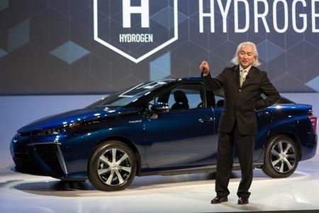 ¿El futuro es para el hidrógeno? La apuesta de Toyota con sus patentes
