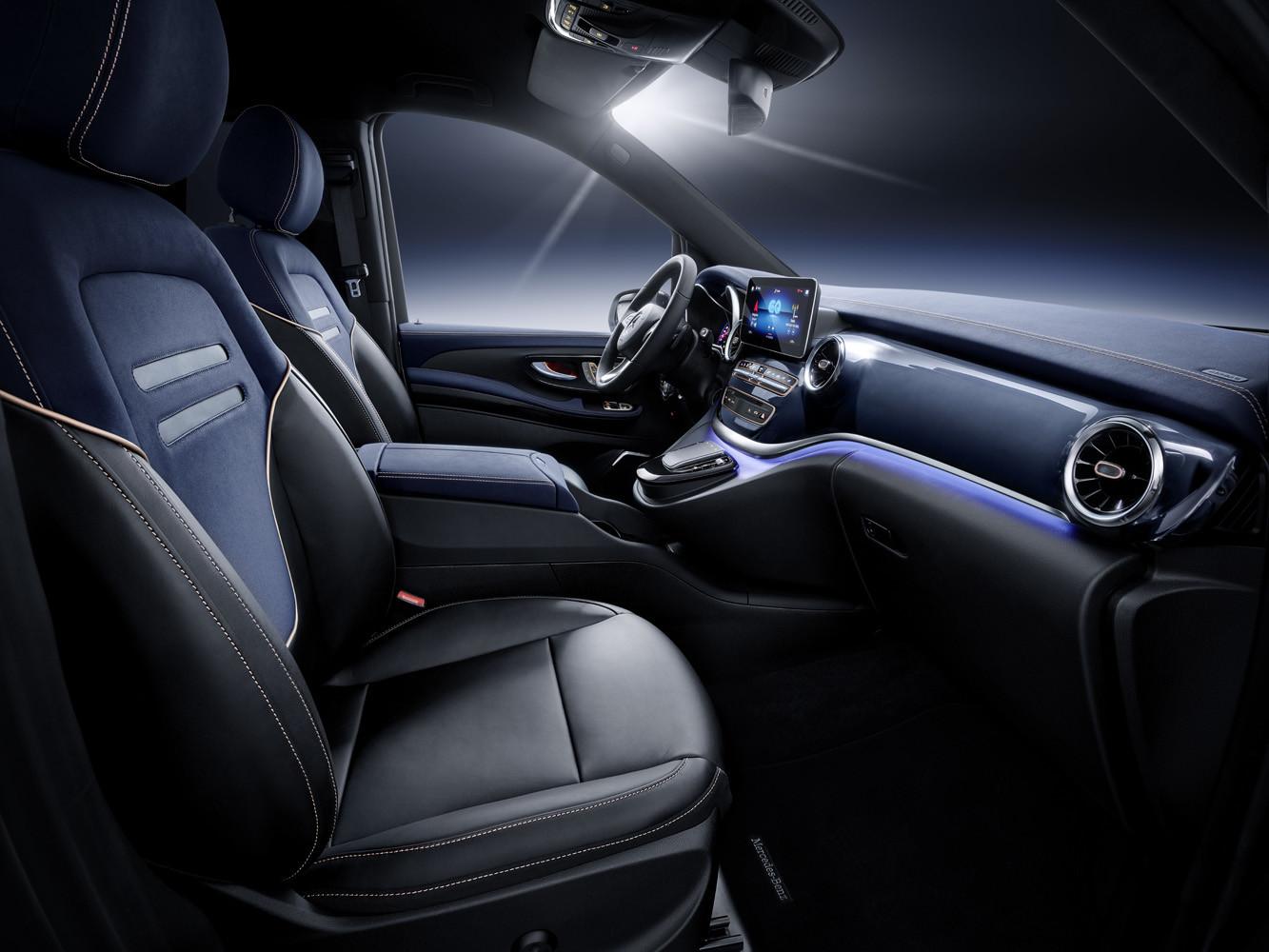 Foto de Mercedes-Benz Concept EQV (12/14)