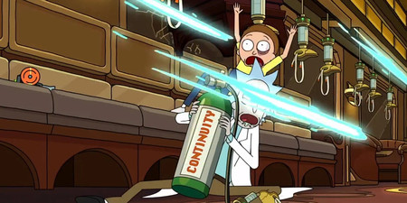 'Rick y Morty': la temporada 4 regresa con un gamberro episodio metanarrativo que no siempre acierta con sus intenciones