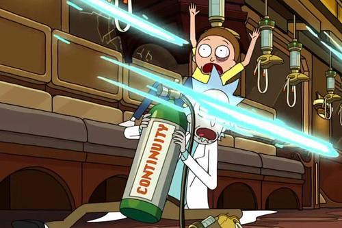 'Rick y Morty': la temporada 4 regresa con un gamberro episodio metanarrativo que no siempre acierta con sus intenciones