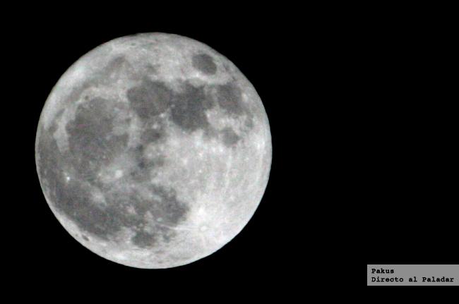 luna llena by pakus
