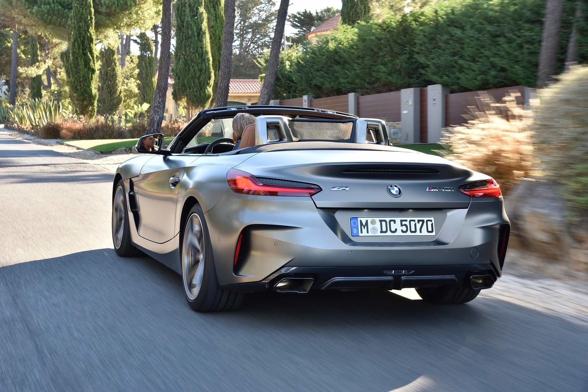 Foto de BMW Z4 M40i 2019 (6/84)