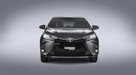 Toyota Yaris Sedan 3