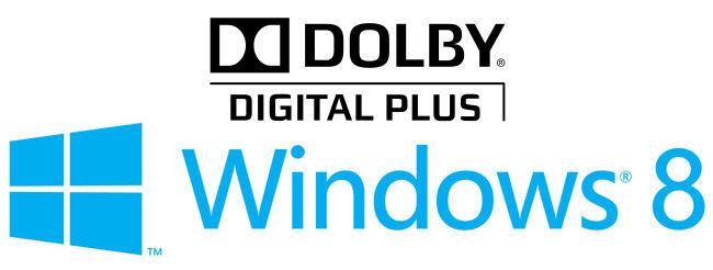 Windows 8 incorporará Dolby Digital Plus
