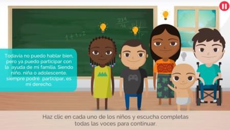 Paz a la voz, el videojuego que les da una nueva perspectiva a los niños víctimas del conflicto