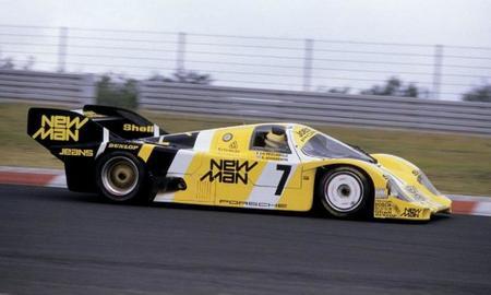El Porsche 956 que pilotó Ayrton Senna se exhibirá en Núremberg