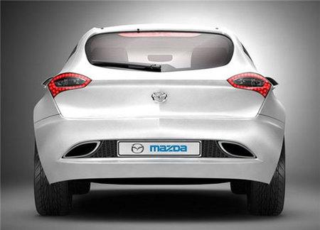 2010 Mazda 3 Concept