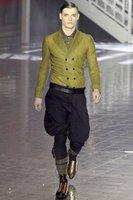 John Galliano Otoño-Invierno 2012/2013 en la Semana de la Moda de París