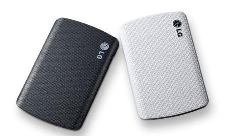 LG HXD7, con carcasa rugosa y una bella estética