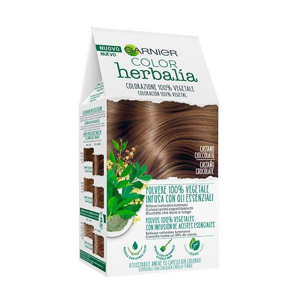 Tinte Color Herbalia 100% vegetal de Garnier