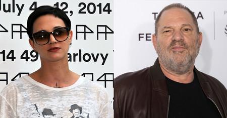 La escena de 1999 en la que Asia Argento mostraba cómo la acosó Weinstein