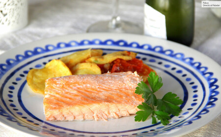 Salmon Horno
