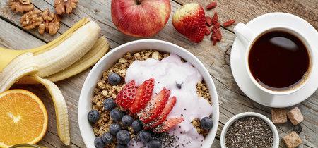 Los alimentos ideales para tomar en el desayuno