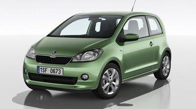 Škoda Citigo, un nuevo urbano de la marca checa