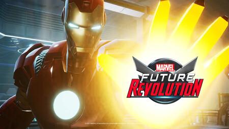 Guía de Iron Man en Marvel Future Revolution: reventando el PvE