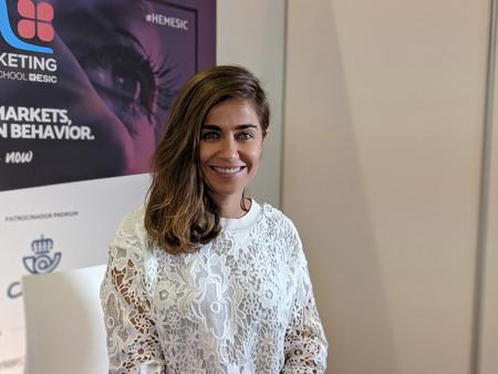 """""""Con el big data somos capaces de decirle a un restaurante dónde es mejor abrir para tener éxito"""", Susana Voces de Deliveroo"""
