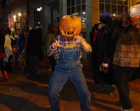 Halloween Salem