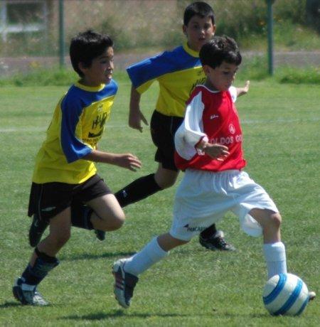 El fútbol juvenil es interesante, pero con medida