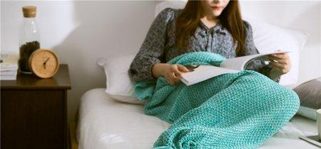 La manta sirena y otros 11 detalles para que el otoño decore tu hogar Cazando Gangas