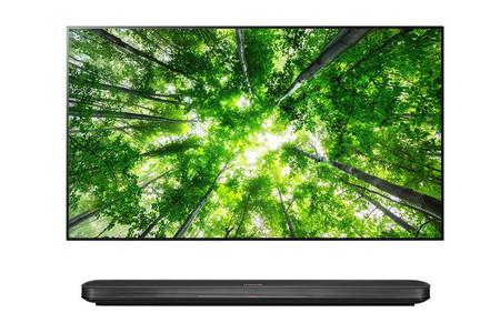 Esta es la alineación de televisores OLED y LCD de LG para 2018: inteligencia artificial, Assistant y hasta 120 fps