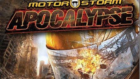 'Motorstorm Apocalypse': fecha de lanzamiento y portadas