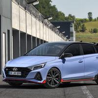 Hyundai i20 N 2021, el hot-hatch que con herencia del WRC