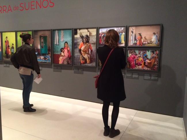 Tierra de sueños. Cristina García Rodero. CaixaForum. XatakaFoto. Chema Sanmoran.