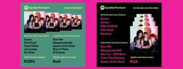 Cómo saber tus artistas y canciones más escuchadas en Spotify en 2019 y el resto de la década