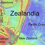 Ya tenemos mapas detallados del nuevo continente de la Tierra: Zelandia