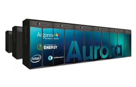 Aurora Intel Supercomputador