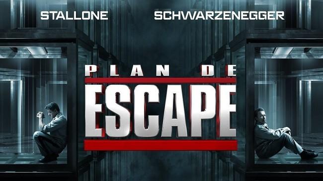 Cartel de 'Plan de escape'