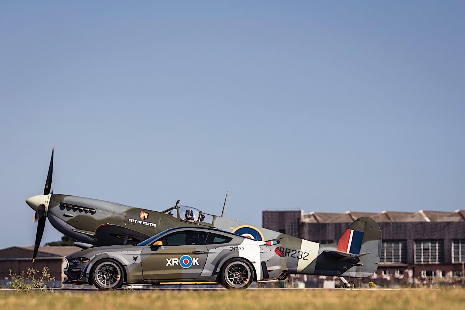 Foto de Ford Eagle Squadron Mustang GT (36/40)