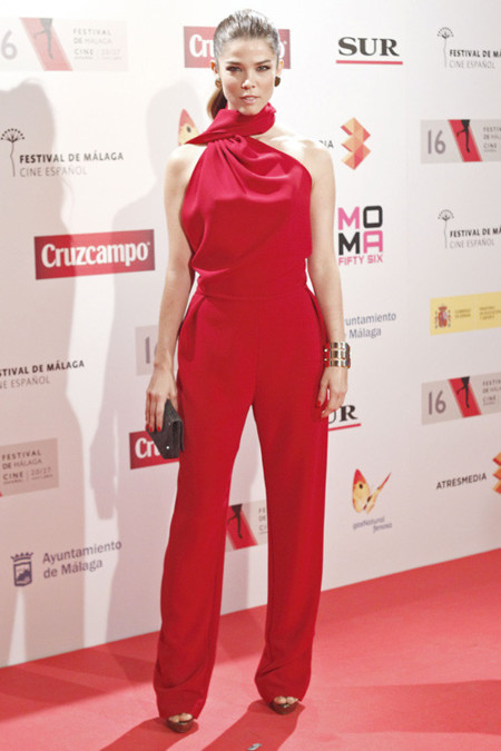 ¿Quiénes fueron las mejor y peor vestidas de la fiesta previa al Festival de Cine de Málaga?