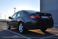 Honda Accord 2.2 i-DTEC, prueba (parte 3)