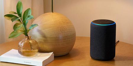 El popular altavoz inteligente Amazon Echo vuelve a estar de oferta por 69,99 euros: escucha las canciones de Apple Music en 360º