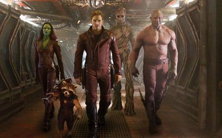 Taquilla USA: Nadie puede con los Guardianes de la galaxia