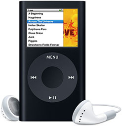 Rumor: ¿Nuevos iPods Nano?