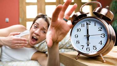 11 trucos para compensar una noche de mal sueño