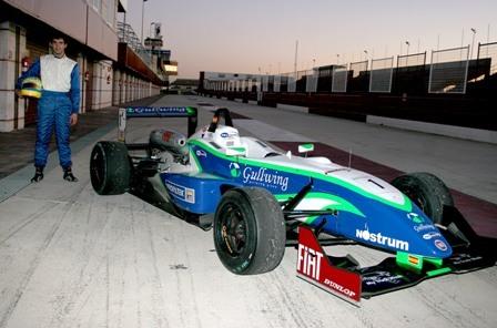 Tec Auto firma a Bruno Méndez para la F3 española