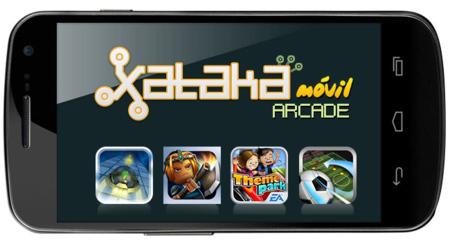 Parques temáticos, hachazos, fútbol y carreras espaciales, Xataka Móvil Arcade Edición Android (XIII)
