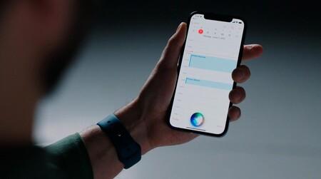 Siri Funcionamiento Dispositivo